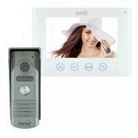 Interfon video Home DPV WiFi Set, video-interfon, funcții SMART, deschidere ușă/yală