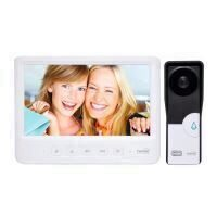 "Video-interfon Home DPV 26, diagonal 7"" color, alb"