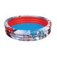 Piscina gonflabila BestWay 98006, 152 x 30 cm, Spiderman